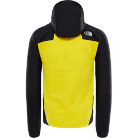 The North Face M's Summit L3 Ventrix Hybrid Hoodie Canary Yellow/TNF Black